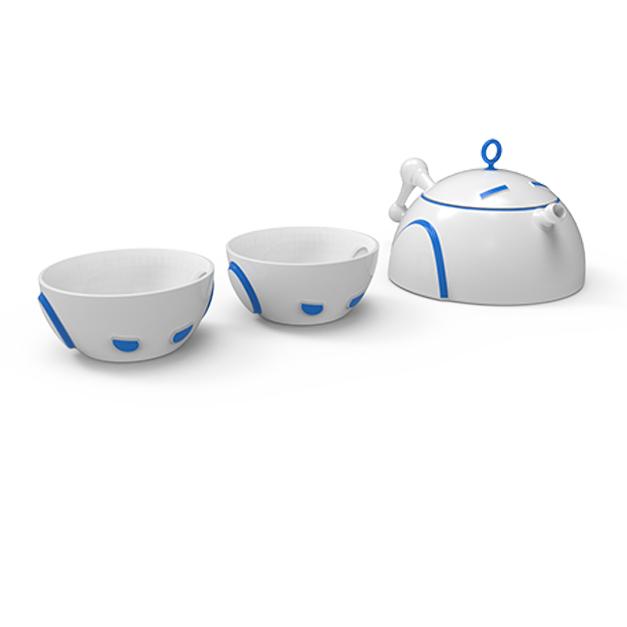 机器人茶具设计